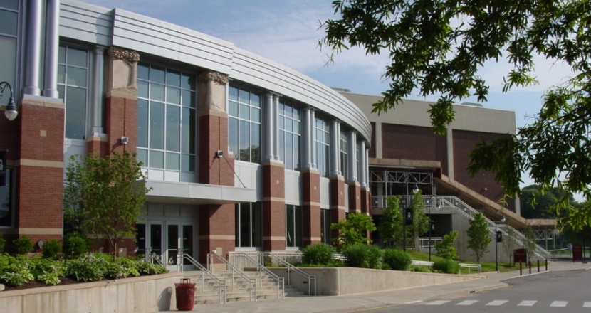Eastern Connecticut State University Student Center